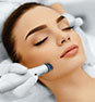 Microdermabrasion et infusion oxygène